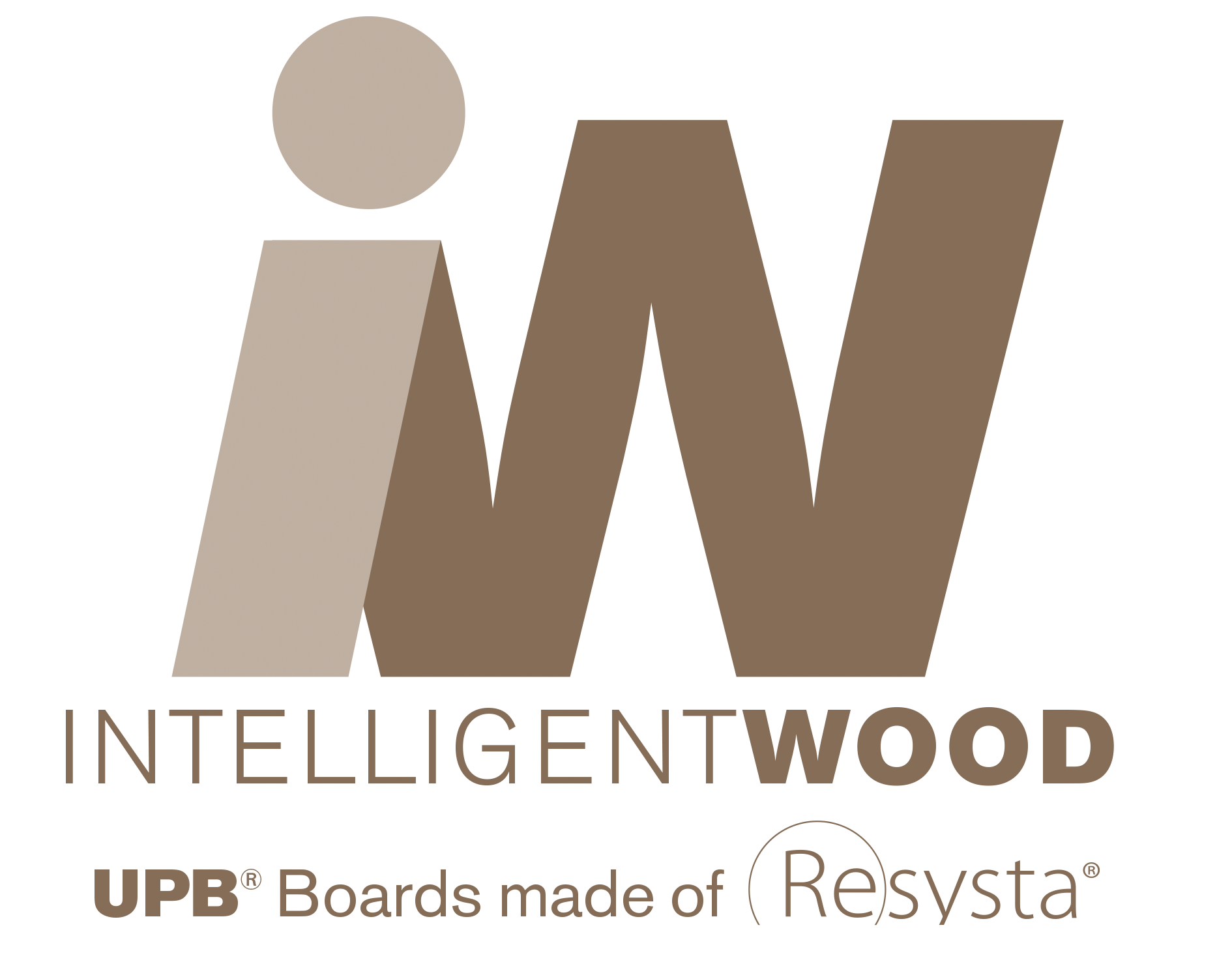 Intelligent Wood Logo Kopie