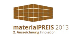 Materialpreis winner Resysta