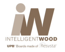 Intelligent Wood Logo