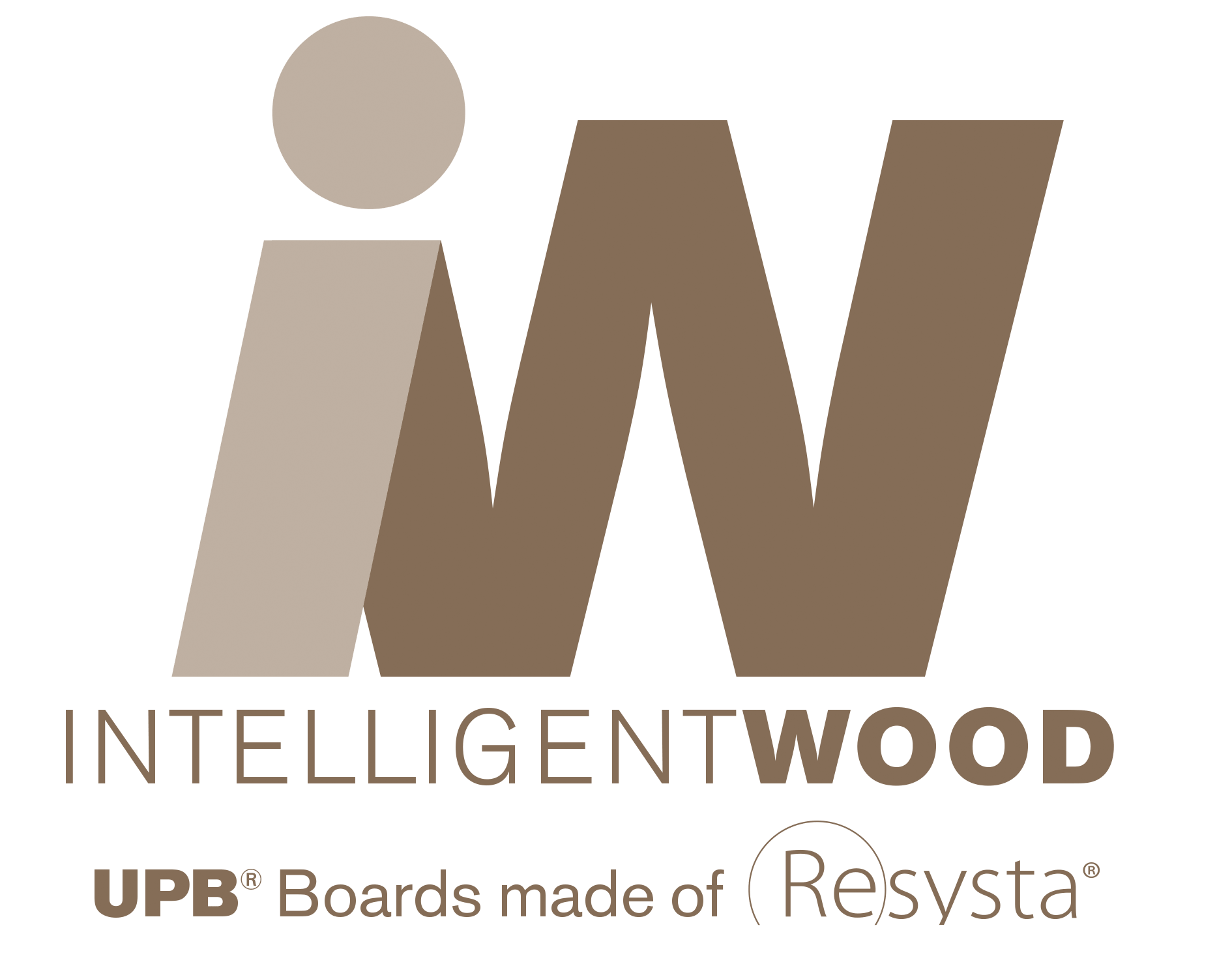 Intelligent Wood Logo min